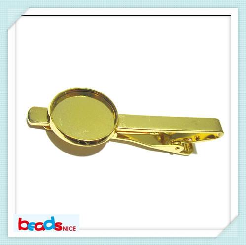 Beadsince ID23041 fashion design diy tie bar elegent cufflinks and tie clip for men wholesale tie clip blank(China (Mainland))