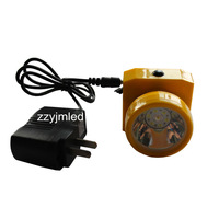 Rechargeable Mining Light LED Miner's Cap Light Headlamp Free Shipping