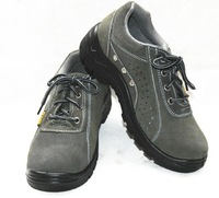 Working male/female Safety shoes Welders'protective safety shoes slip-resistant oil breathable shoesS82718