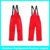 Dropshipping 2014 new arrival Russian winter snow kids girls boys pants outdoor trousers windproof waterproof ski pants children