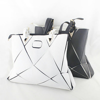 2014 New Western style geometrical design restores ancient ways contracted shoulder bags for wome