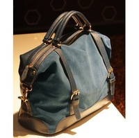 Bags Women New 2013 Vintage Fashion Women Handbag Suede Leather Totes Women's Messenger Shoulder Bags 85003