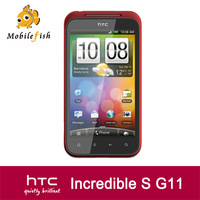 "Free Shipping Cheap Original Unlocked HTC Incredible S G11 S710e Android 2.2  4.0""  Phone with GPS Wifi Dual Camera"