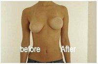 50pcs= 25 pair Instant Breast  Tape Bra Cleavage Shaper Body Enhancement SetInvisible Bra AdhesiveTape
