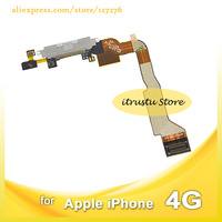 AP-01-PT071 5pcs/lot USB Charger Charging Port Dock Connector Flex Cable White for iPhone 4 4g CDMA Verizon