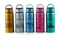 Free Shipping Retail Quality Gurantee vacuum mug, Hot&Cool termos mug, 5 colors available, 280ml