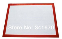 11.5* 10.3 inch / 29*26cm Non stick silicone Baking Pan Silicone Professional promotion Baking Large Silpat Mat sugar art sheet