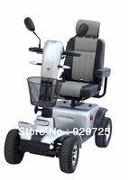 2013 New Arrivals Fashion Cool design 4 wheels Handicapped Scooter Mobility Scooter for elderly and Disabled