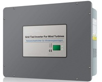 top quality on grid 2kw wind inverter, go with 2kw wind turbine for on grid wind power system