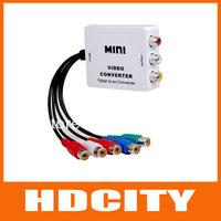 MINI YPbPr to AV Converter HDCTIY