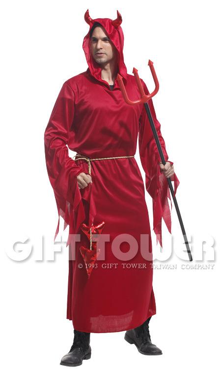 Adult costume devil male
