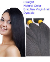 Hair Extension,Brazilian virgin Hair,Silky Black Straight,Grade AAAAA,Hair Weave,Remy Straight,1pc/lot