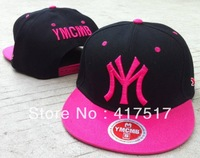 Free shipping 2013 fashion Ymcmb bboy MY baseball cap sports hip-hop SNAPBACK skateboard mlb men's women's hat Top Quality