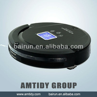 (Free To Spain) 2014 Popular vacuum cleaners robot,Buffer Detection Induction best robot vacuum cleaner Factory