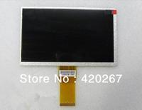Free shipping 7 inch tablet lcd screen 50 pin 7300101466 E231732 lcd display screen