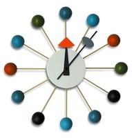 home decor/Nelson ball wall clock/modern classic clock,free shipping