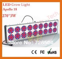 led grow ligh 270*3w Apollo 18 LED grow light ,Greenhouse led grow light,Dropshipping