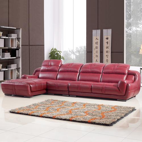 Leather Sofa Leather Sofa Leather Sofa In The Living Room