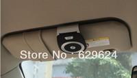 car sun visor hands-free bluetooth kit, 10meter hands-free talking, free shhipping