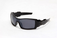 Comfortable fit A large lens Mens Oil Drum Sunglass Series