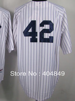 AA+ 42 multi type Mariano Rivera jersey, custom women fashion youth white Authentic baseball Jersey, wholesale free shipping.
