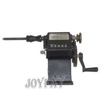 Manual Hand Electric Dual-purpose Coil Winder Coil Winding Machine NZ-1 with Counting Function