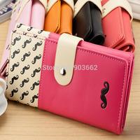 Women Fashion Wallet  Wallets Clutch Bag Women cute Purses Coin Women Card Holder Purses free shipping