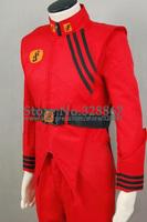 V visitors Uniform Military Costume Jacket Pants