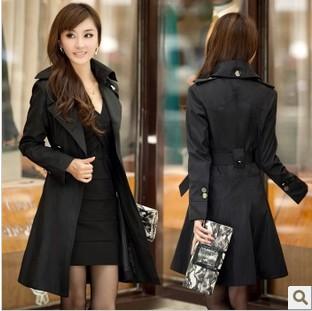 Black Dress Coat For Women - Coat Nj