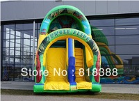 inflatable jumping bouncer  inflatable games  commercial inflatable slide