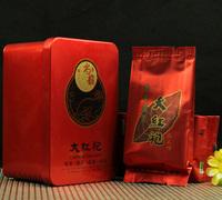 Supernova sale,New 2014year Dahongpao,7g*8bags superfine Wuyi Oolong tea,Nice gift in iron box.health care tieguanyin.