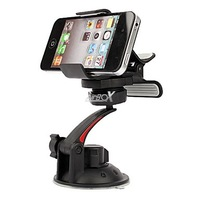 New Universal Rotatable In-Car Holder (Black) Free Shipping