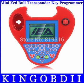 Newest Smart Zed-Bull with Mini type ZedBull Zed Bull NO TOKENS NO LOGIN Mini zed bull Transponder Key Programming machine