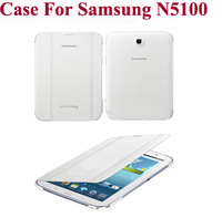 Free Shipping Brand new Leather Skin Book Cover Case For Samsung Galaxy Note 8.0 GT N5100 N5110