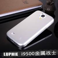Samsung I9500 I9502 I959 S4 mobile phone protection shell aviation aluminum metal manufacturing i9508 coat + Free shipping