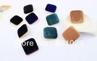 The new fashion geometric squares earrings free shipping