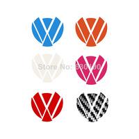 Volkswagen car stickers decoration polo,new bora, cc, label grooves steps leaps,Jetta ,PASSAT,Tiguan ,LAVIDA