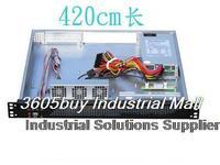1u420 server industrial computer case length 420mm short computer case