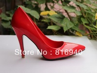 Free shipping 16 cm Ultra high with Sexy shoes Wedding shoes,dress shoes,big size:41 42 43 44 45 46