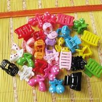 Free Shipping 30pcs/Lot Colorful Fashion Hot Children Hairpin Hair Accessories  Hair Band Headband Headwear CL0335