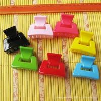 Free Shipping Fashion 12pcs/Lot Childrens Claw clip Hairpin Hair Accessories Hair Band Headband Headwear CL0336