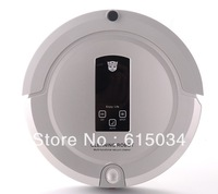2013 Best GIFT For Wife,The Newest And Best 4 In 1 Multifunctional Robot Vacuum Cleaner with Lowest Noise Good for Babies