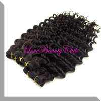 """Hot Selling New Deep Wave Hair Extension Deep Wave Hair 8pcs/lot 14""""--28"""" Mixed Lenght Fast Shipping"""