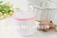 Free shipping-2pcs/lot-6pcs/lot Dia.15cmX18cm Bra washing bag,Underwear laundry basket,Wash Aid Laundry Saver Lingerie