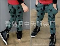 Free Shipping! 2013 autumn new style cotton baby sport pants fashion boy pants Wholesale