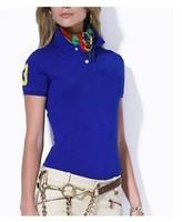 Free Shipping New Fashion have brand logo Woman short-sleeve T Shirt Casual Women's have logo   Female short Sleeve Women