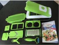 Free Shipping Nicer Dicer Plus Slicer Cutter Chopper Chop Potato Peelers Kitchen Tools as seen on tv