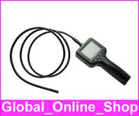 Free Shipping!!NEW Longer 1.5M Dia 8.0mm 6LED Tube Snake Inspection Endoscope Camera,waterproof Borescope DVR Battery AS Gift