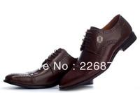 Genuine Leather Shoes Hot Fashion Design Formal Shoes Business Men Shoes