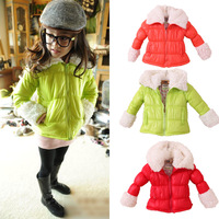 Hot Selling Reatil New 2013 Autumn and Winter Fleece and Cotton Girls clothes Fashion Hoodies for Children for 100-140cm